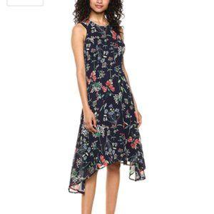 Tommy Hilfiger Gala Floral High Low Dress .NWT!